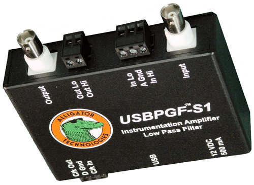 Programmable Signal Conditioner