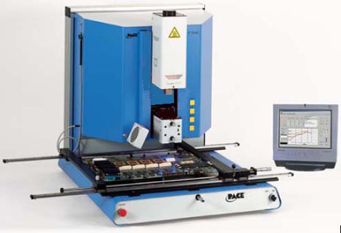 Automated Solder Rework Station (PACE Inc.)